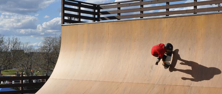 Laurel Skate Park